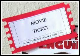 movie ticket template free 59 movie ticket template free getjob