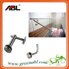 Handrail Fittings Suppliers China Stainless Steel Glass Railing Fittings Bracket Cc147