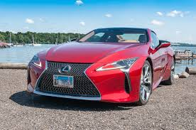 lexus convertible models 2018 10 things you need to know about the 2018 lexus lc 500 page 2