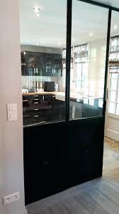 vitre separation cuisine vitre separation cuisine une verriare ractro dans votre cuisine