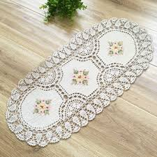 Fitted Oval Tablecloth Compare Prices On White Oval Tablecloth Online Shopping Buy Low