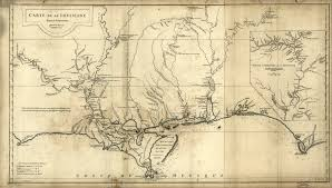 Maps Of Louisiana File 1732 Map Of Louisiana Jpg Wikimedia Commons