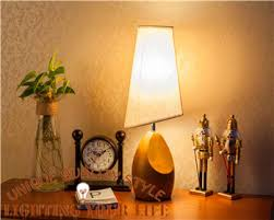 Making Wooden Table Lamps by Steampunk Vintage Modern Diy Wooden Table Lamp Creative Arts Light