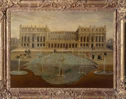 winter palace floor plan 1670 discover the 3d scale models versailles 3d