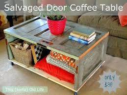 old doors made into coffee tables coffee tables made from old doors salvaged door coffee table