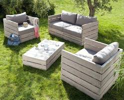 Plans For Patio Furniture by Outside Table With Pallets Making Outdoor Furniture With Pallets