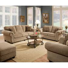 simmons verona chocolate chenille sofa best sofas ideas