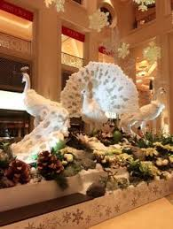 christmas at the palazzo hotel in las vegas photo by wendy