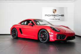 carmine red porsche 2015 porsche cayman gts for sale in colorado springs co 17042a