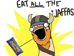 Eat All The Things Meme - eat all the jaffas all the things know your meme