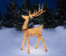light sculpture outdoor lighted decoration yard