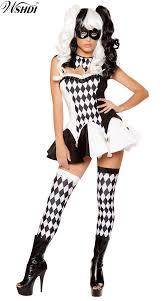 Jester Halloween Costumes Women Buy Wholesale Women Jester Costume China Women Jester