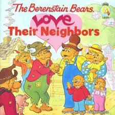 living lights the berenstain bears their neighbors jan
