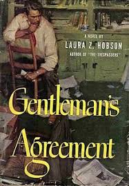 gentleman s gentleman s agreement novel wikipedia