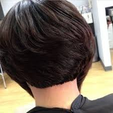 cheap back of short bob haircut find back of short bob short bob hairstyles for black women back view hair pinterest