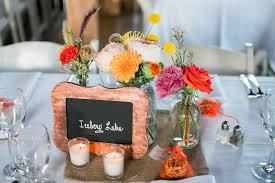 10 rustic centerpiece ideas besides mason jars weddingwire