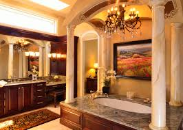 Tuscan Style Bathroom Pleasing Tuscan Bathroom Designs Home - Tuscan bathroom design