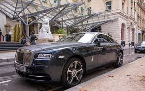 2015 rolls royce wraith review