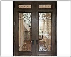 Glass Inserts For Exterior Doors Leaded Glass Ontario Leaded Glass Toronto Glassworks Studio