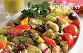cuisine andalouse salade andalouse recettes cuisine et nutrition pratico pratique