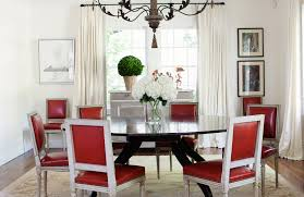 25 dining room design ideas featuring round tables inspiration