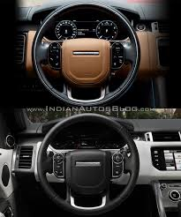 range rover coupe 2014 2018 range rover sport vs 2014 range rover sport old vs new