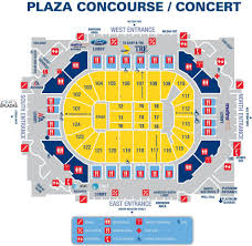 Dallas Convention Center Map by American Airlines Center Maplets