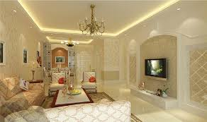 interior design walls and ceilings simple european style