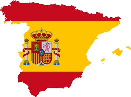Spain Map Cities by Improved Funding Conditions For Celtic Plus Project Participants