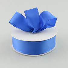 taffeta ribbon 1 5 taffeta ribbon royal blue 50 yards 323 23 craftoutlet