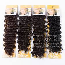 Synthetic Hair Extension by 1pc Free Shipping Premium Now Deep Wave Synthetic Hair Extension