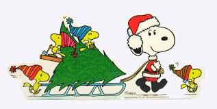 snoopy tree christmas tree charles m schulz christmas