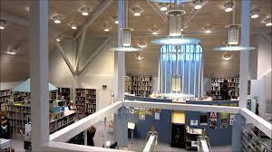 modern interior design kallio library helsinki finland 2012