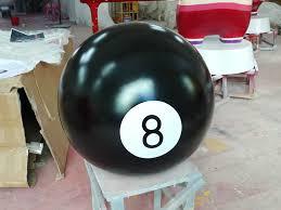 80cm outdoor large decorative balls fiberglass balls buy large