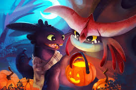 dragon halloween get ready for harvest haunt of dragons how to train