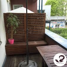 sichtschutzfã cher balkon chestha idee sonnenschutz balkon