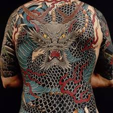 a guide to the mythological creatures of japanese irezumi tattoodo