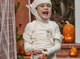 Kids Mummy Halloween Costume 14 Minute Halloween Costume Ideas Kids Purewow