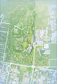 Penn State Campus Map by Penn State Arboretum Cultural District Concept Plan U2013 Ayers Saint