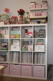 Using 2 Ikea Expedit Bookcases by Splitcoaststampers Foogallery Ikea Expedit Shelving Units