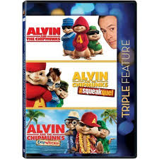 Alvin And The Chipmunks Christmas Ornament - alvin and the chipmunks alvin and the chipmunks the squeakquel