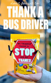 stop and say thanks