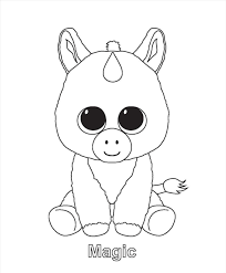 astonishing baby unicorn coloring pages pic amazing