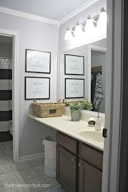 easy bathroom makeover ideas best 25 simple bathroom makeover ideas on half