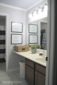 The  Best Easy Bathroom Updates Ideas On Pinterest Bathroom - Bathroom updates