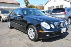 mercedes e class 2006 used 2006 mercedes e class for sale pricing features