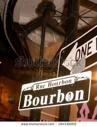 bourbon sign bourbon sign stock images royalty free images vectors