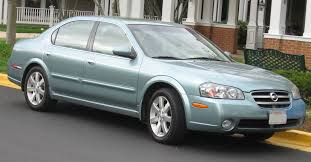 2002 nissan maxima information and photos zombiedrive