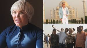 human ken doll before and after human ken doll rodrigo alves tells how he was mobbed for selfies