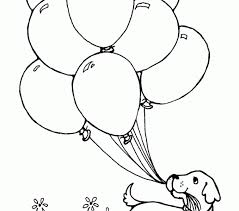 balloon coloring pages balloon coloring page best coloring pages adresebitkisel com